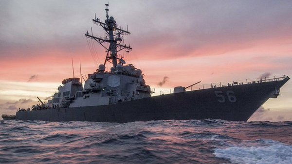 USS John McCain could fall victim of hackers, US officials believe. 61106.jpeg