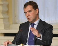 Dmitry Medvedev: It's senseless to pressure Russia with sanctions