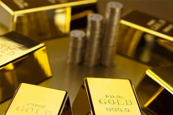 Russia has gold in spades. Gold