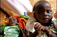Children of Darfur: The world turns its back