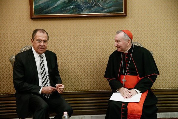 Vatican Satisfied With Progress in Bilateral Relations With Russia