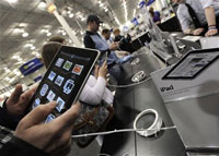 Israeli Authorities Blocks Travelers With New Apple iPad
