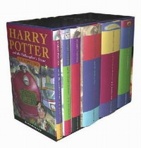 National Braille Press to sell set of autographed Harry Potter books at auction