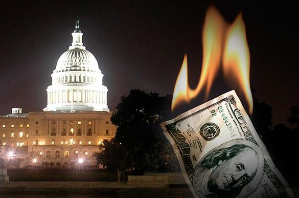 Congress: US budget deficit to increase twofold in 10 years. US