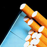 Illegal tobacco trade bring up to 40 billion dollars of profit each year
