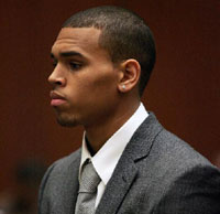 Chris Brown's Sentence Delayed