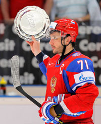 NHL Rejects Ilya Kovalchuk's 2-Million Contract with Devils
