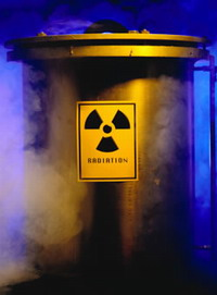Nations urged to prevent radioactive material from falling into hands of terrorists