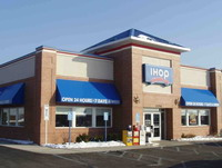 IHOP shares jump up following successful transaction