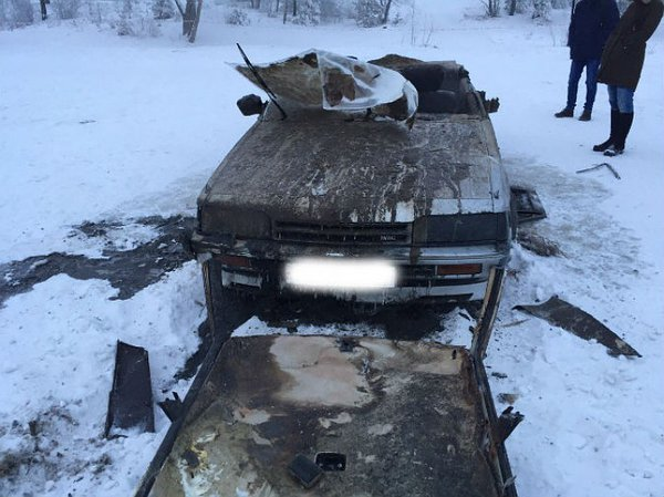 Couple that went missing 20 years ago found in their car on river bottom. Car found in Yenisei River