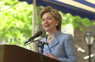 Sen. Hillary Clinton says Democrats
