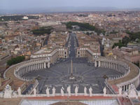 Vatican registered revenues of over 227 million euros in 2006