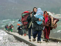 UN grants 11 million dollars to Iraqi refugees