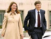 Microsoft Founder Bill Gates Promises  Billion for Vaccines