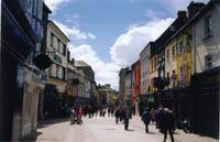 Irishman strangles Swiss student