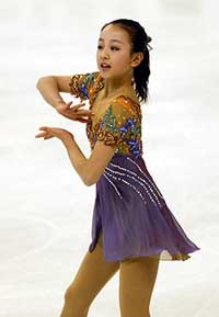 Skating in Vancouver Olympics would fufill childhood dream for Japan's Asada
