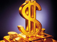 Gold Weakens on Speculation of Increasing Demand for Dollar