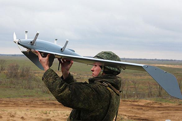 Russia designs ultra-light reconnaissance UAV. 59117.jpeg