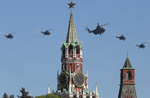 Hitler's supporters not coming for Victory Parade in Moscow on May 9. Victory Parade in Moscow
