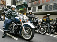 Harley-Davidson 3Q profit fall 15.3 percent