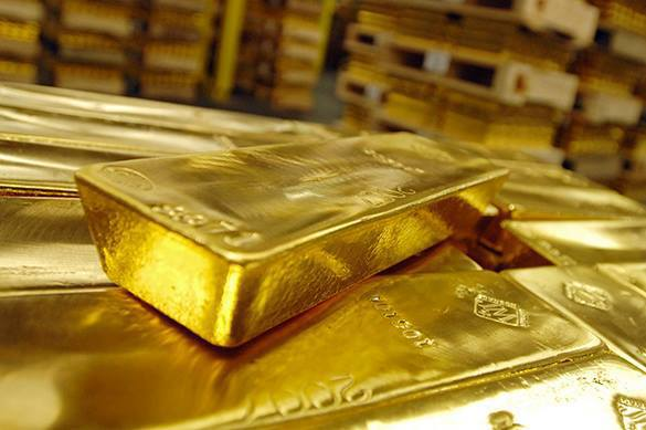 US muddles with gold reserves, not conducting public audit. Gold