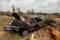 Tornadoes ravage Texas, at least 6 killed. 50120.jpeg