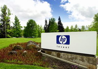 4th quarter profit of Hewlett-Packard comes up