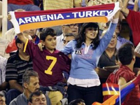 Armenia's President Being Good At Soccer Diplomacy