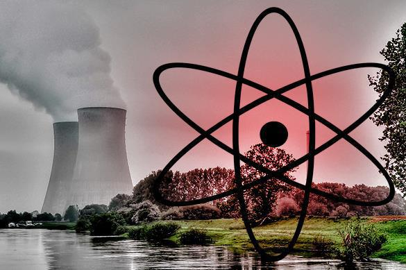 US prefers Russia to Europe in atomic energy. Atomic energy