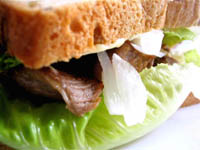 Sandwich may appear to be more effective medicine than pills