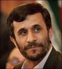 Iran's Ahmadinejad expected in Belarus, latest U.S. foe to visit