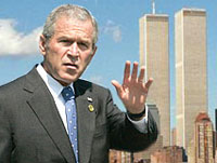 Bush prepares another September 11 terror act to transform America into dictatorship
