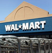 Wal-Mart makes experiment in time warps for stressed shoppers