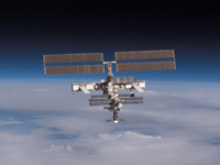 Shuttle Discovery Ordered To Skip First Landing Attempt