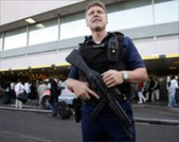 Two men arrested under the Terrorism Act in northwestern England