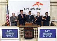 ArcelorMittal carries out merger with Arcelor SA