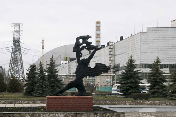 Risk for another Chernobyl disaster to occur in Ukraine too high. 60125.jpeg