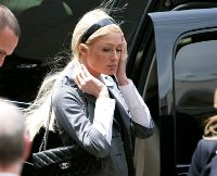 Paris Hilton does not want to appeal her 45-day jail sentence
