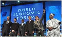 WTO powers set low expectations for Davos meeting