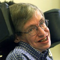 Astrophysicist Stephen Hawking expects to escape his paralysis floating free in zero gravity