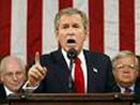 Bush Address: Simplistic, inconsequential drivel