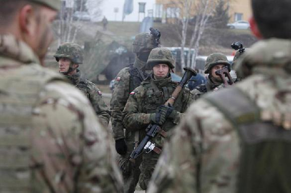 Bulgarian soldiers refuse to shoot at targets reminiscent of Russian military men. 61128.jpeg