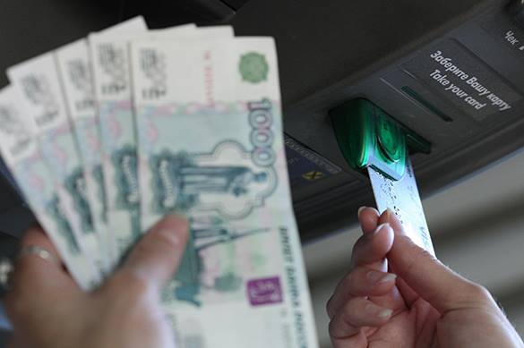 Russian ruble to become major currency in People's Republic of Luhansk. Russian rubles