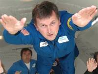 Fifth space tourist's flight to  promote civilian space journeys