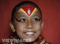 Nepalese girl stripped of her status as living goddess after overseas trip