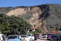 111 homes evacuate after landslide in California