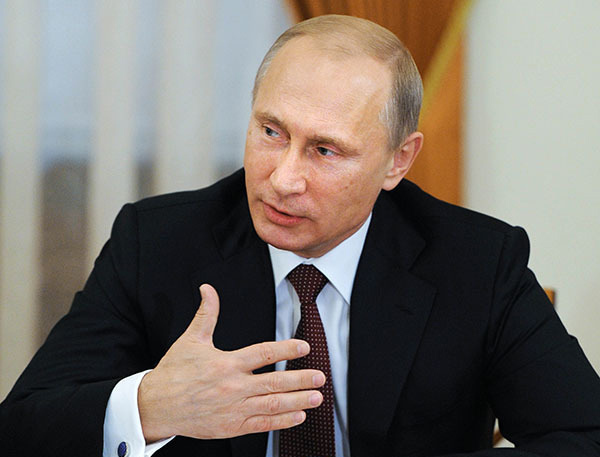 Putin to speak at UN General Assembly before clashing with Obama. Vladimir Putin
