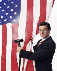 Stephen Colbert leaves idea to take part in presidential race
