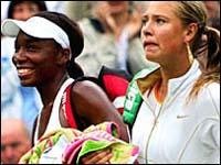 Williams, Sharapova to meet in Australian Open final
