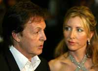 Paul McCartney, Heather Mills McCartney in court for divorce hearing